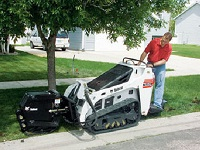 Skid Loader Attachments For Rent | Wisconsin | Mid-State